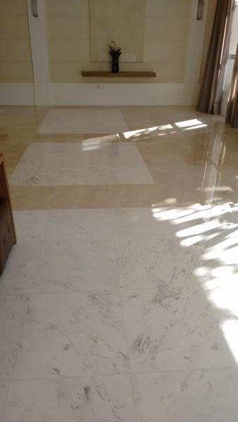 Polimento de piso de granito renefran for Tipos de granito para pisos