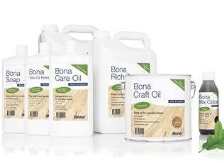 Bona Oil System