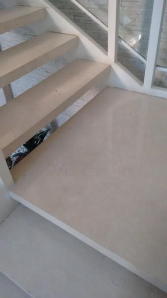 Polimento de mármores